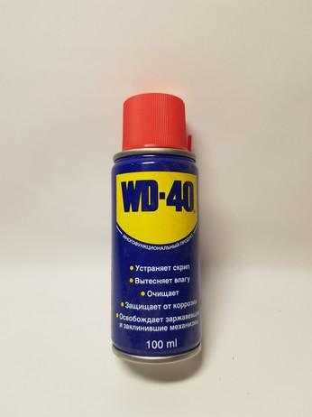ЖИДКОСТЬ ВОДООТ WD-40 100МЛ (Англия)